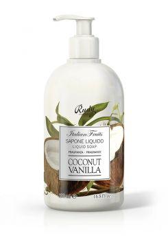 Rudy profumi Italian Fruits Coconut & Vanilla - Italian Fruits Coconut & Vanilla tekuté mýdlo 500ml
