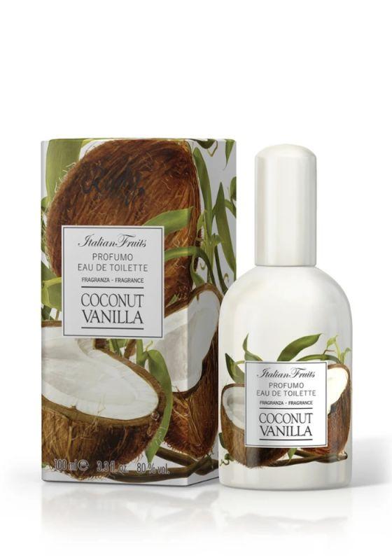 Rudy profumi Italian Fruits Coconut & Vanilla