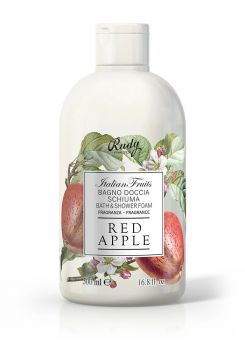 Italian Fruits Red Apple sprchový gel 500ml