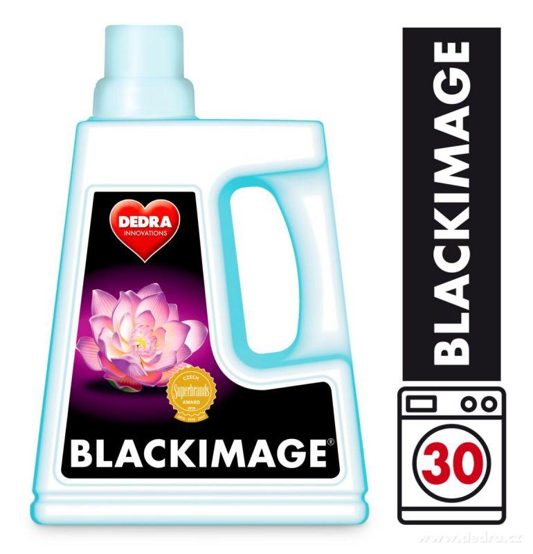 DEDRA BLACKIMAGE gel na černé prádlo 1500 ml koncentrovaný