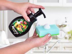 ECO pěna AQUATIX koncentrát na ruční mytí nádobí 300ml ovocné smoothie