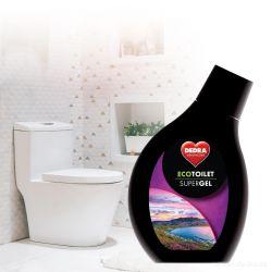 ECOTOILET SUPERGEL intenzivní čistič na toalety, bidety a pisoáry, Alpine fresh