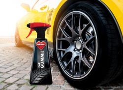 GUMMI 2in1 čistič a impregnace gumových povrchů automobilů 500ml