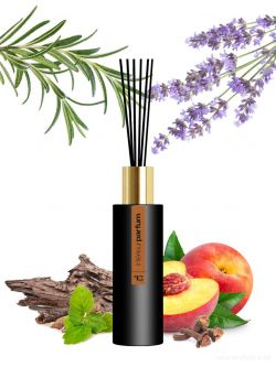 Interiérový parfém NUIT DE MADAGASCAR 80ml, vonný roztok s vysokým obsahem parfémové kompozice