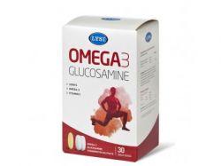 Rybí olej Lýsi - OMEGA-3 na klouby - unikátní kombinace omega-3 s glukosaminem, chodrotinem a vitaminem C velký pomocník pro pružné klouby, regeneraci chrupavky a pro snížení revmatických bolestí.