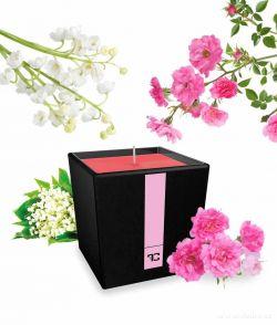 PARFUMIA vonná svíčka 100gr, flower garden