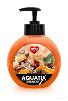 AQUATIX® CHRISTMAS MAGIC EKO koncentrát na nádobí s pumpičkou, 500ml