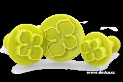 Cukrářská tvořítka - čtyřlístky
