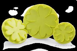 Cukrářská tvořítka - velké květy