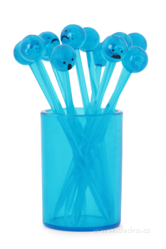 Napichovátka modré 12ks