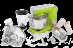 Multifunkční kuchyňský robot Planetário max. jasně zelený