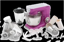 Multifunkční kuchyňský robot Planetário max. fialový