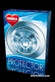 Ochrana pračky proti vodnímu kameni PROTECTOR 1 kg