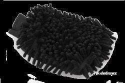 Sasanka - čistící rukavice černá