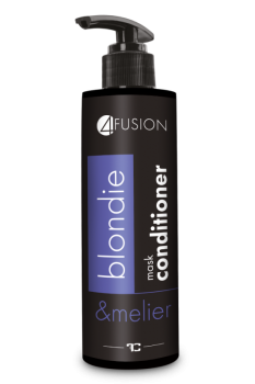 4 FUSION kondicionér Blondie&Melier 250 ml