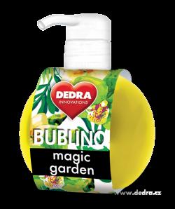 Gel-krémové mýdlo - magic garden 350 ml