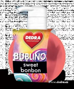 Gel-krémové mýdlo - sweet bonbon 350 ml