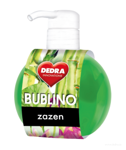 Gel-krémové mýdlo - zazen 350 ml