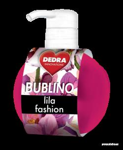 Gel-krémové mýdlo - lila fashion 350 ml