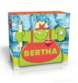 Dedra Intenzivní čistič myčky nádobí BERTHA 300 + 300 ml