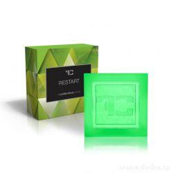 Přírodní glycerinové mýdlo RESTART 90 g