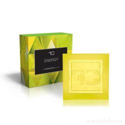 Přírodní glycerinové mýdlo ENERGY 90 g