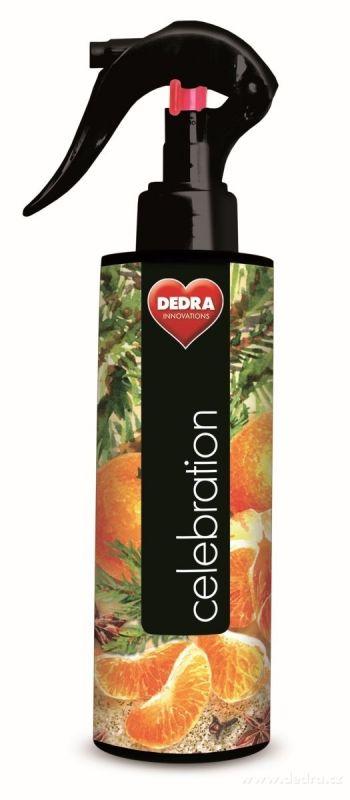 Dedra - PARFUM air&textiles osvěžovač vzduchu