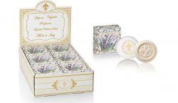 Ručně balená mýdla Abbracci Floreali Lavanda 100 g