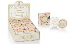 Ručně balená mýdla Abbracci Floreali Rosa 100 g