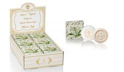 Ručně balená mýdla Abbracci Floreali Mughetto 100 g