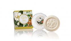 Ručně balená mýdla Portofino Magnolia e Tiare 100 g