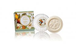 Ručně balená mýdla Argentario Frutta e Giglio 100 g