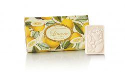 Ručně balená mýdla Parfumi del Sole Limone 3x125 g