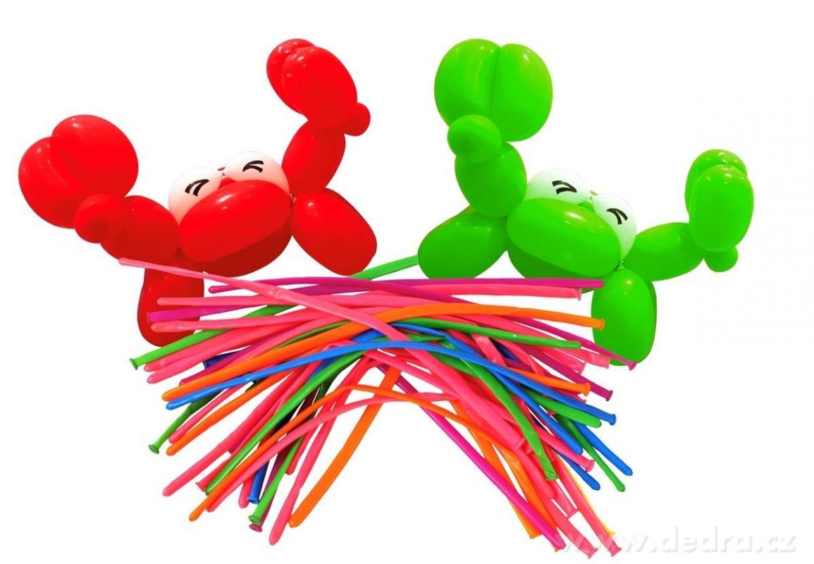 Tvarovací nafukovací balónky